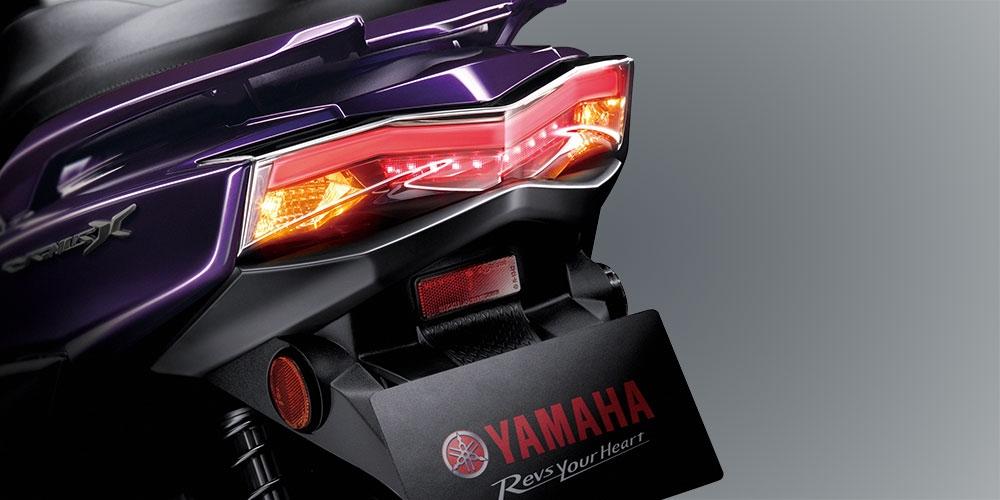 Yamaha_New Cygnus-X_125 FI雙碟版