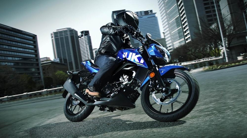 2018 Suzuki GSX S150 ABS