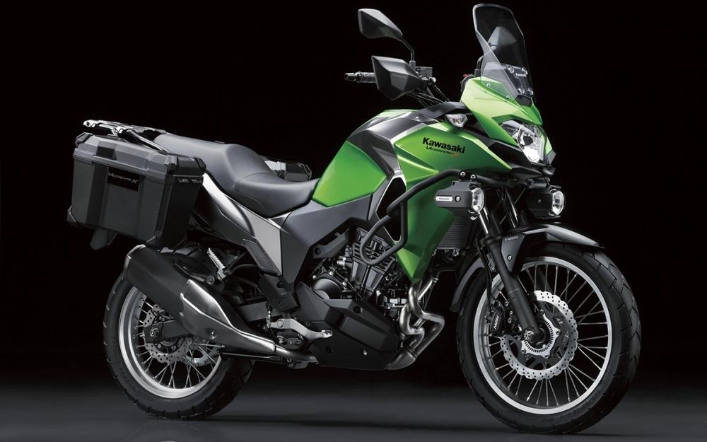 Kawasaki_Versys_X-300 ABS Tourer