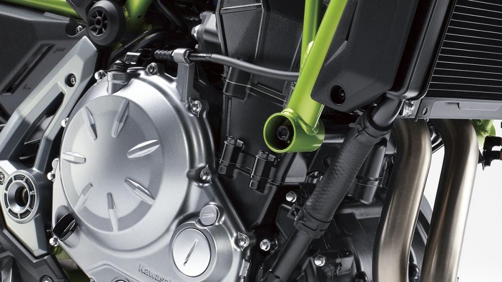 2018 Kawasaki Z 650 ABS