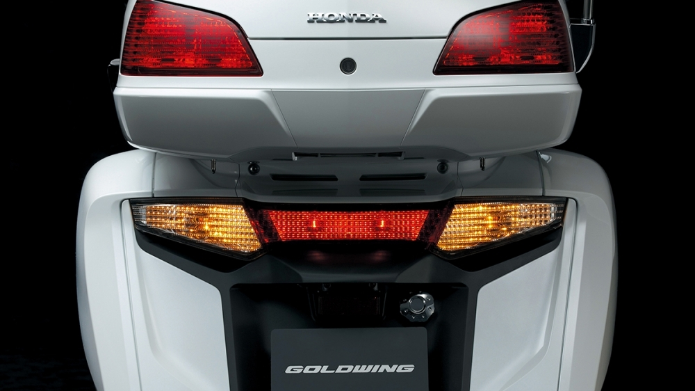 2018 Honda Goldwing 1800