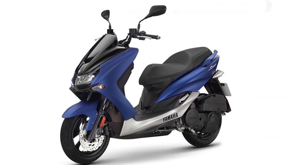 Yamaha_SMAX(NEW)_155經典版