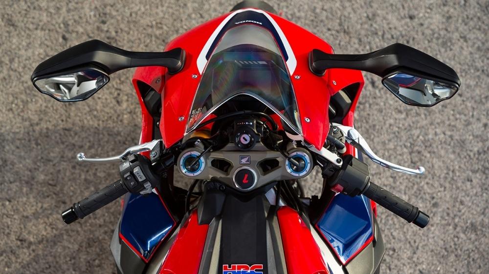2018 Honda CBR1000RR Fireblade SP ABS