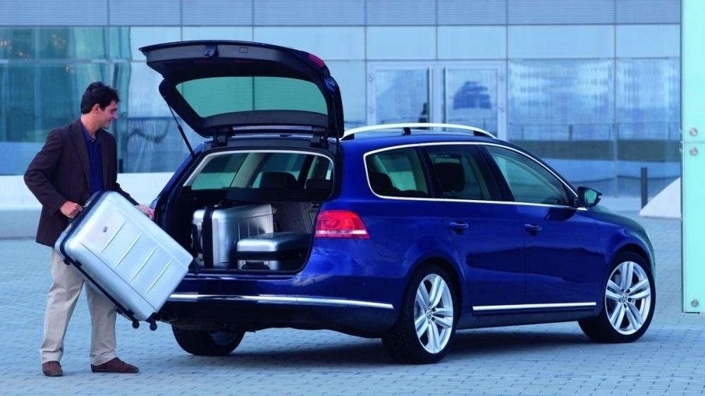 Volkswagen_Passat Variant_3.6 V6