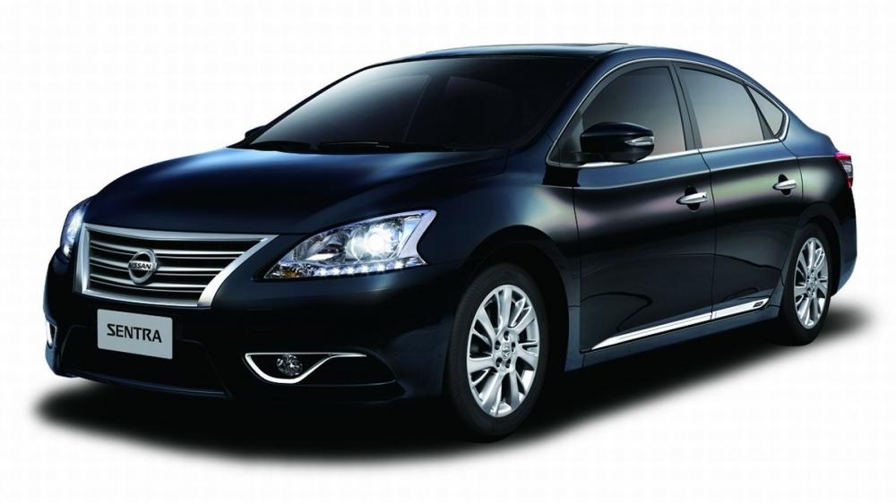 Nissan_Sentra_1.8 豪華版