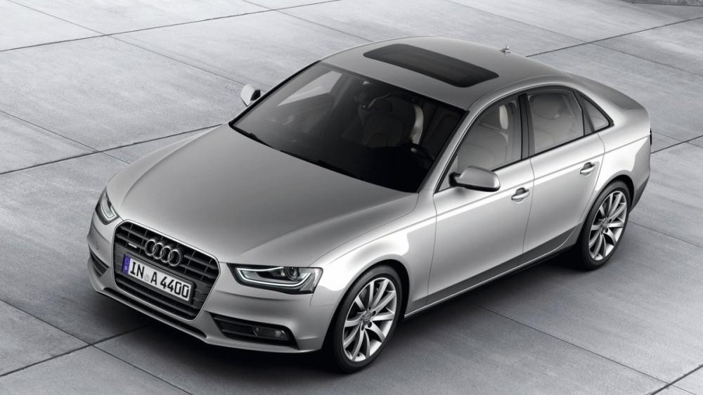 Audi_A4 Sedan_30 TDI