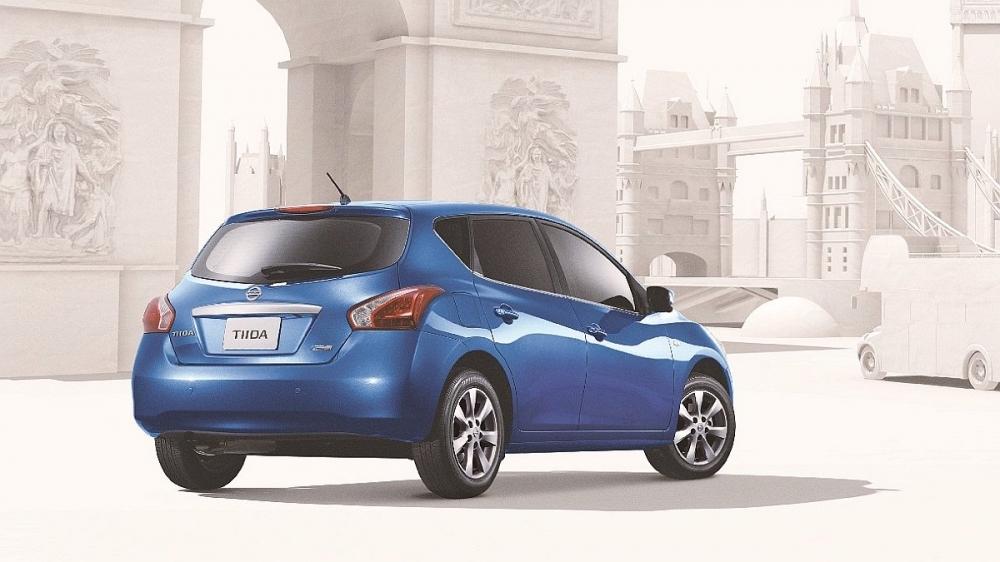 Nissan_Tiida 5D_旗艦環景版