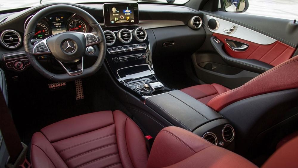 M-Benz_C-Class Estate_C250運動版
