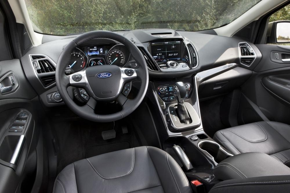 Ford_Kuga_EcoBoost 240旗艦型