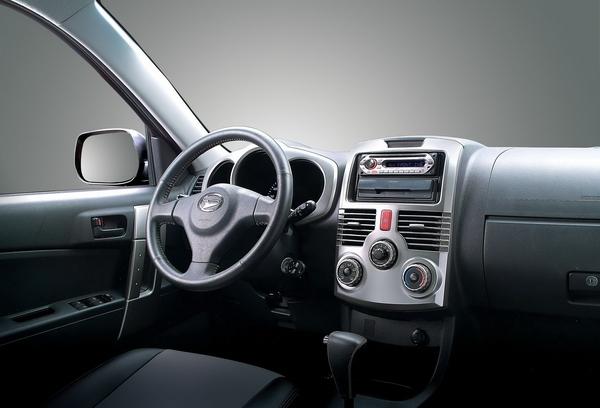 Daihatsu_Terios_1.5 2WD SX
