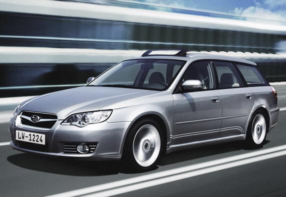 Subaru_Legacy Station Wagon_2.0R