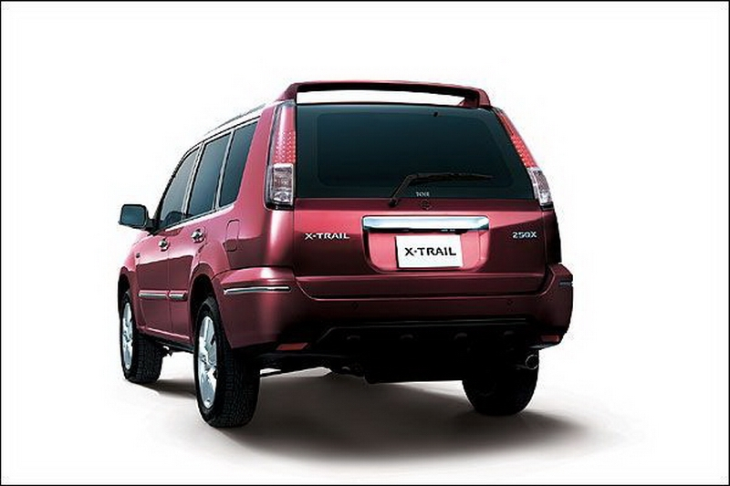 Nissan_X-Trail_2.5 4WD尊貴型
