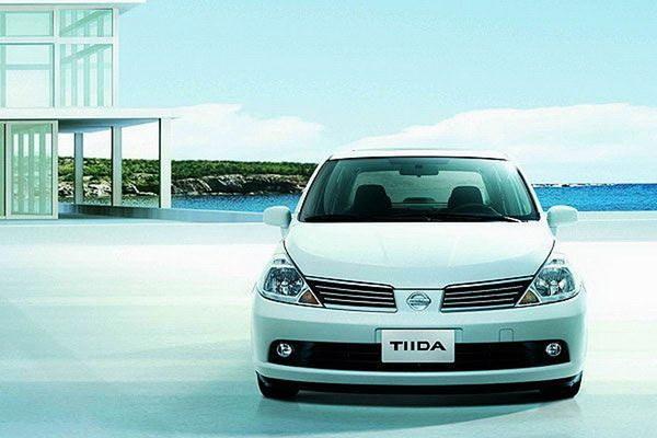 Nissan_Tiida_四門1.6L