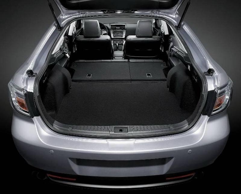 Mazda_6_2.5 頂級型