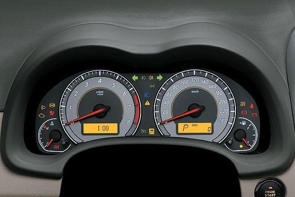 Toyota_Corolla Altis_1.8 E 經典版