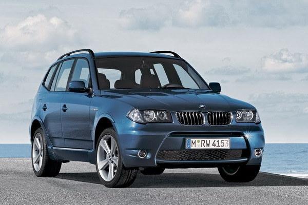 BMW_X3 xDrive_25i