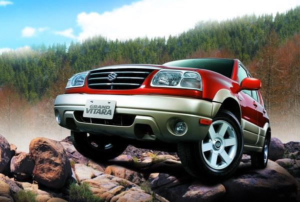 Suzuki_Grand Vitara_2.5 4WD標準版