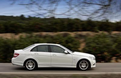 M-Benz_C-Class_C200 K Classic