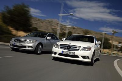 M-Benz_C-Class_C200 K Avantgarde