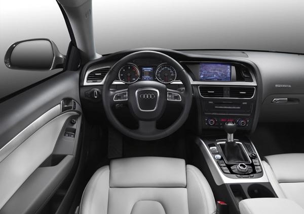 Audi_A5 Coupe_3.2 Quattro