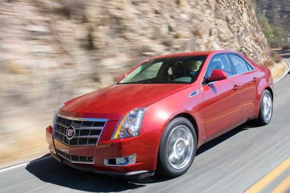 Cadillac_CTS_2.8 Elegance