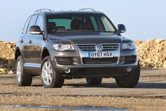 Volkswagen_Touareg_V6 TDI