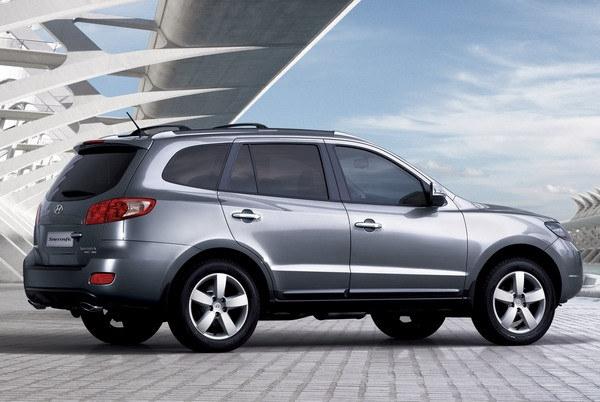 Hyundai_Santa Fe_2.2 DSL豪華