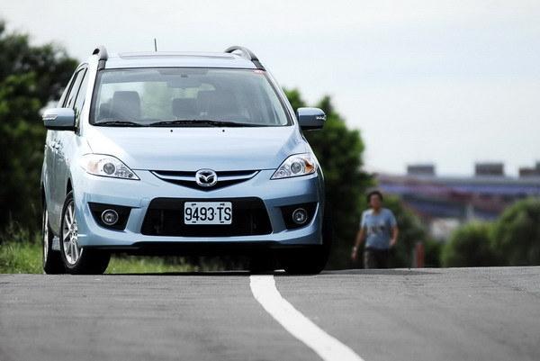 Mazda_5_2.0頂級型七人座