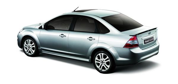 Ford_Focus Powershift_TDCi Ghia 2.0柴油四門豪華經典型