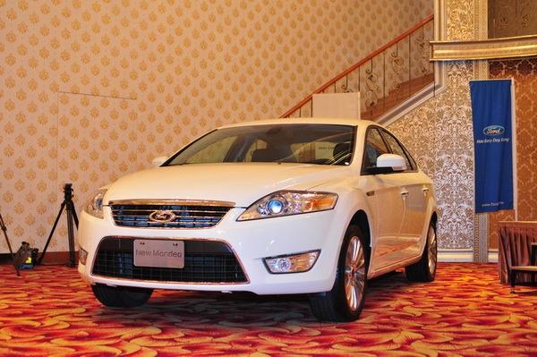 Ford_Mondeo_2.3汽油經典型