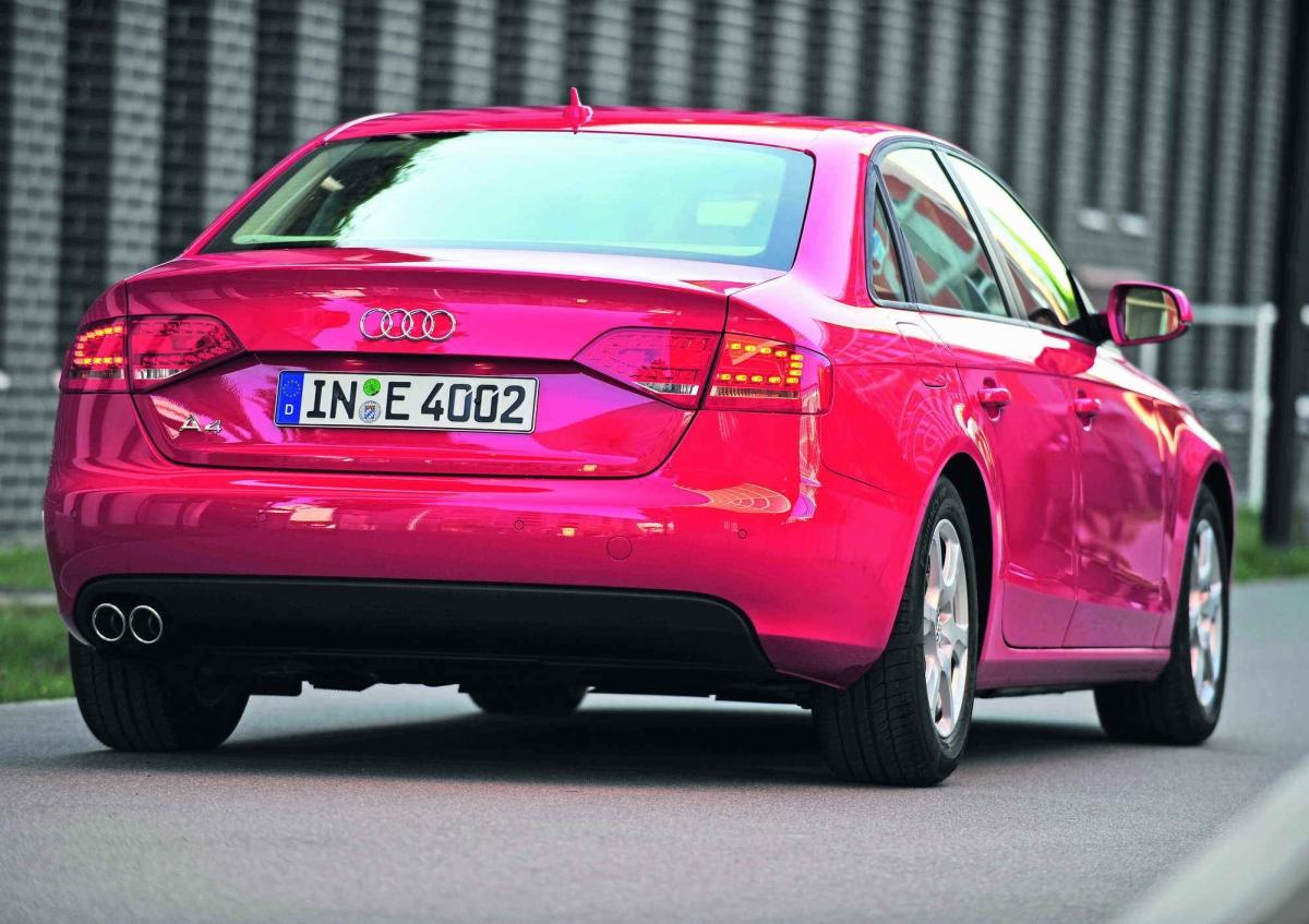 Audi_A4_1.8 TFSI