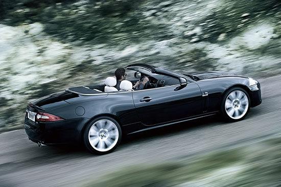Jaguar_XKR_5.0 V8 SC Convertible