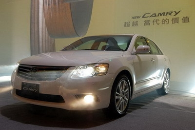 Toyota_Camry_2.4 G經典版