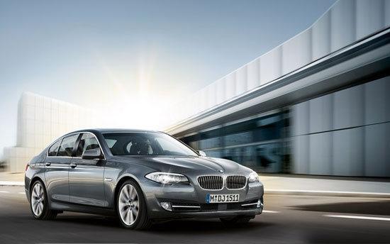 BMW_5-Series Sedan_530i