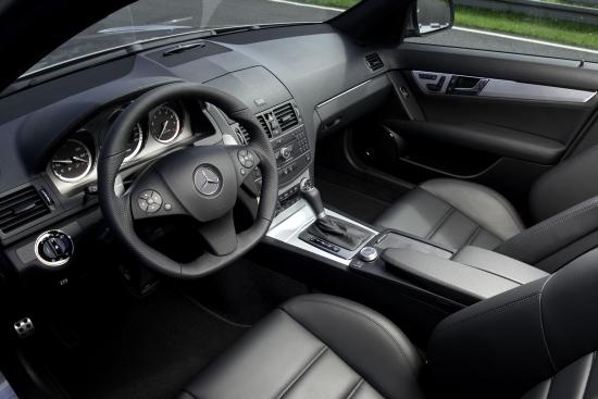 M-Benz_C-Class Sedan_C63 AMG