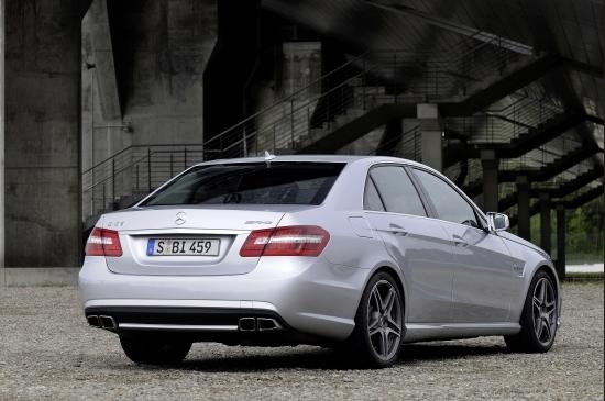 M-Benz_E-Class Sedan_E63 AMG