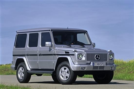 M-Benz_G-Class_G350 CDI L
