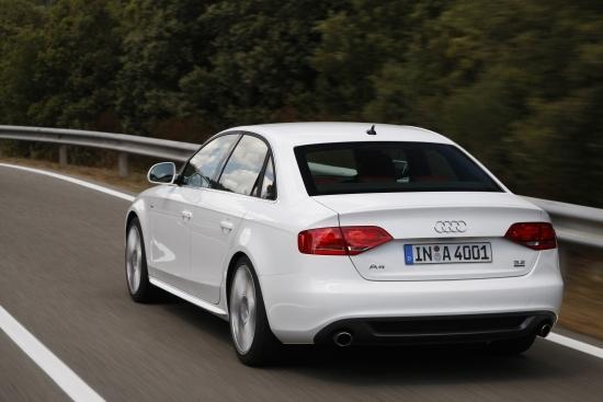 Audi_A4 Sedan_2.0 TFSI quattro