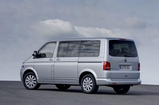 Volkswagen_Multivan_2.0 TDI