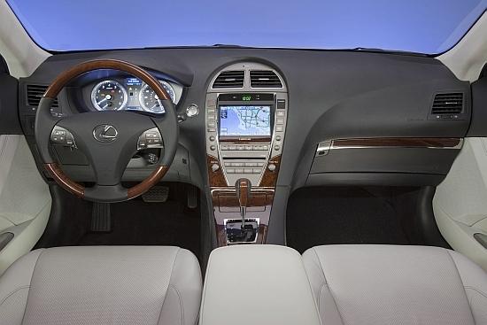 Lexus_ES_350 豪華版