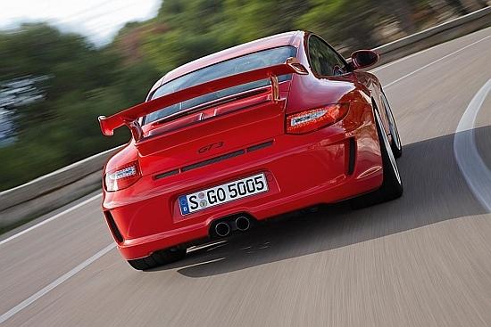 Porsche_911 GT3_Coupe