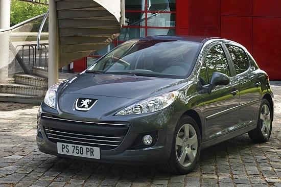 Peugeot_207 5D_1.6全景天窗版