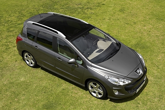 Peugeot_308 SW_2.0 HDi