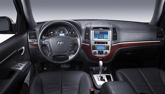 Hyundai_Santa Fe_旗艦型七人座