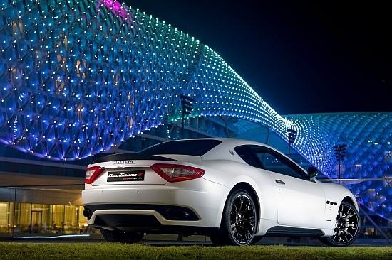 Maserati_GranTurismo_4.7 MC Auto