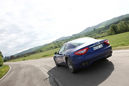 Maserati_GranTurismo_4.7 Red S Auto