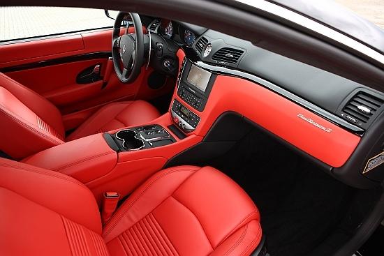 Maserati_GranTurismo_4.7 S Auto