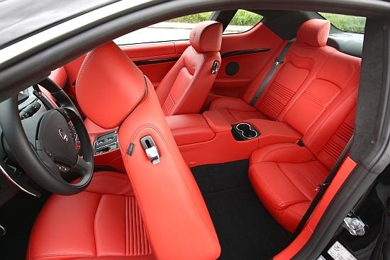 Maserati_GranTurismo _4.7 Red S Auto