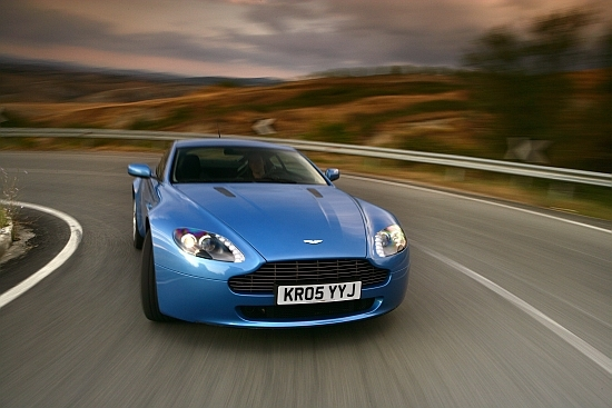 Aston Martin_V8 Vantage_Coupe