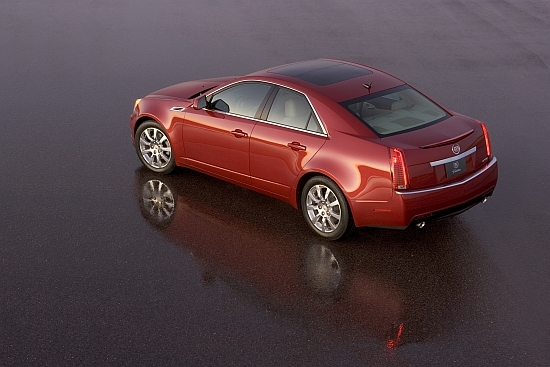 Cadillac_CTS_3.6 SIDI Premium